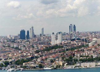 Türkiye'deki konut stoğunun üçte biri İstanbul'da