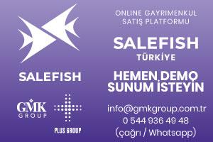 Salefish lansman reklamı